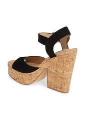 Steve Madden Jess Platform Sandal (Women)