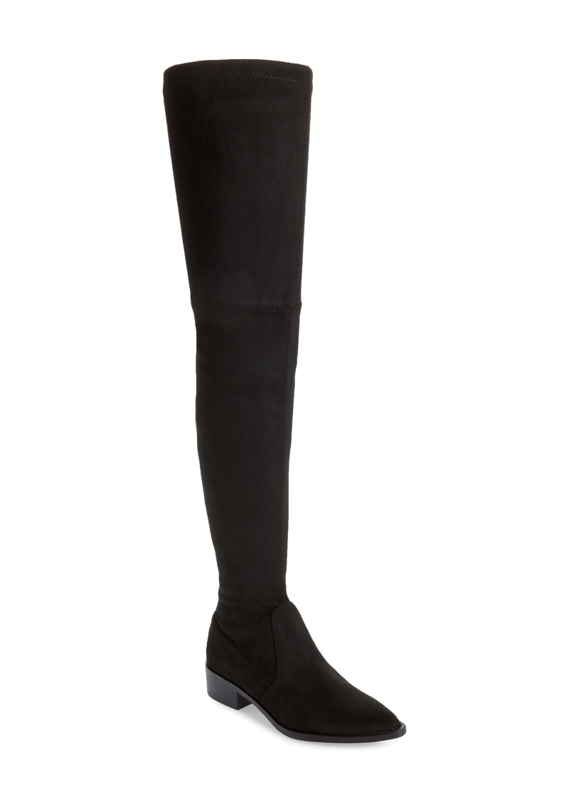 Steve Madden Jody Thigh High Boot (Women) (Narrow Calf)