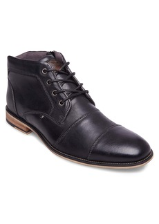Steve Madden Johnnie Cap Toe Boot (Men)