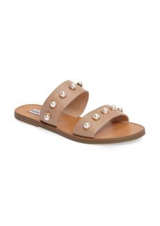Steve Madden Jole Embellished Slide Sandal (Women)