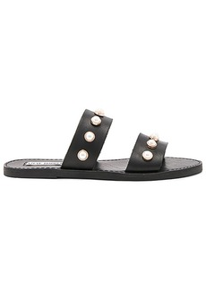 Steve Madden Jole Sandal in Black. - size 10 (also in 6,6.5,7.5,8.5)