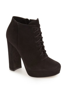 Steve Madden 'Jolte' Lace-Up Bootie (Women)