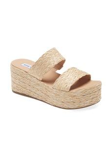 Steve Madden Jolted Platform Wedge Sandal (Women)