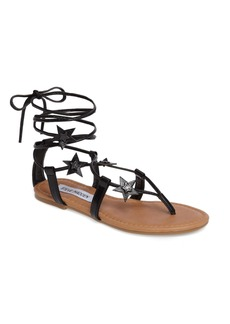 Steve Madden Jupiter Lace Up Sandal (Women)