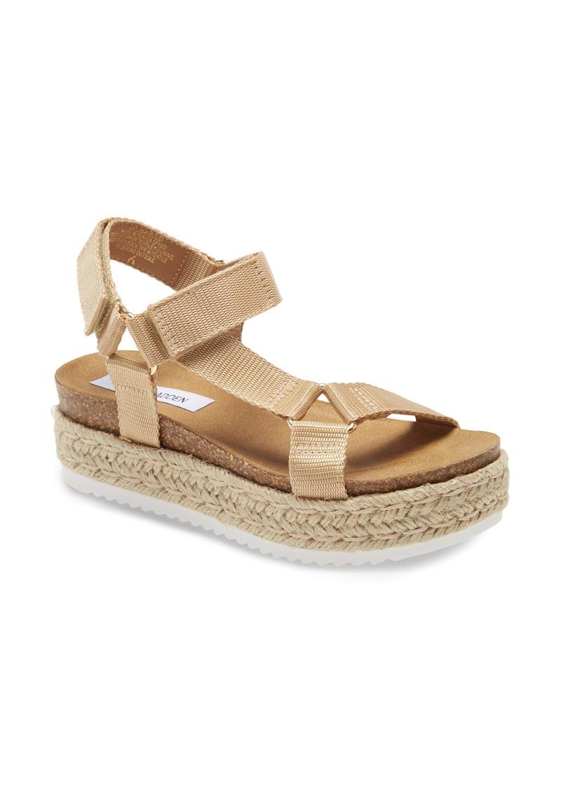 Steve Madden Kaelan Espadrille Platform Sandal (Women)