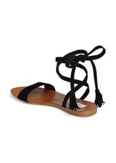 Steve Madden Kapri Wraparound Lace Sandal (Women)