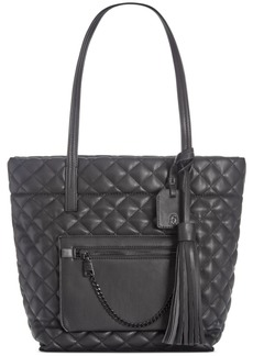 Steve Madden Kari Quilted Tote