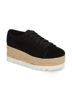 Steve Madden Karma Espadrille Platform Sneaker (Women)