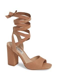 Steve Madden Kenny Ankle Wrap Sandal (Women)