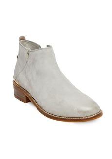 Steve Madden Kessey Mid-Heel Leather Booties