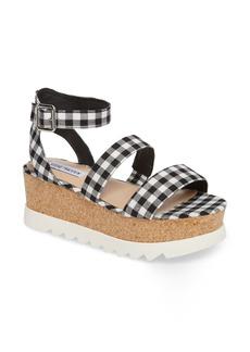 Steve Madden Kirsten Layered Platform Sandal (Women)