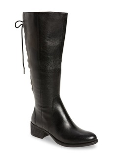 Steve Madden Laceupp Knee High Boot (Women)