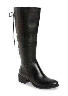 Steve Madden Laceupp Knee High Boot (Women)
