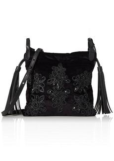 Steve Madden Lana Lightweight Flexible Multipurpose Neoprene Tote Bag with Bungee Straps