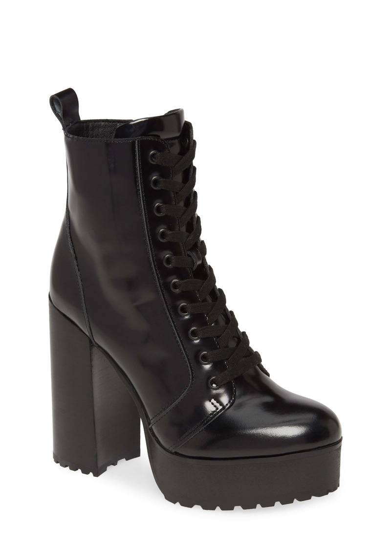 Steve Madden Lear Lace-Up Boot (Women)
