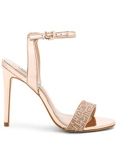 Steve Madden Leona Heel in Metallic Copper. - size 10 (also in 6,6.5,7,7.5,8,8.5,9,9.5)