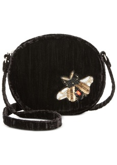 Steve Madden Lotus Mini Canteen with Bug Appliques