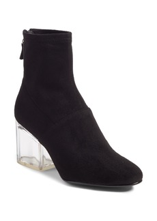 Steve Madden Lusty Statement Heel Bootie (Women)