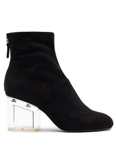 Steve Madden Lusty Bootie in Black. - size 8 (also in 10,8.5,9,9.5)