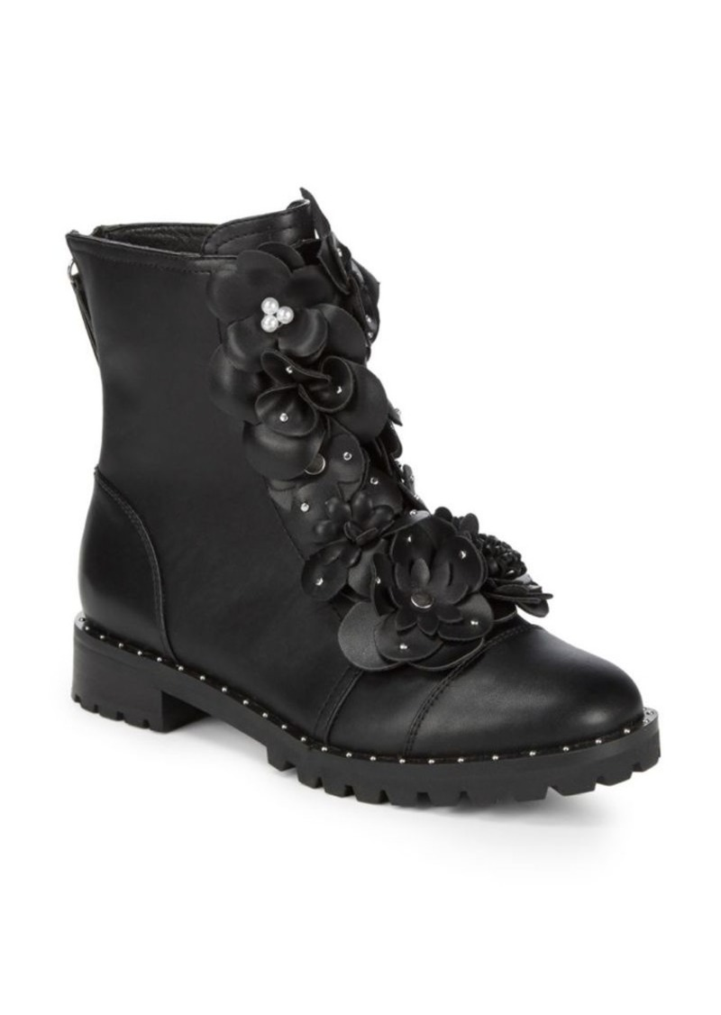 280d9fbbc86 SALE! Steve Madden Steve Madden Marbury Floral Leather Boots