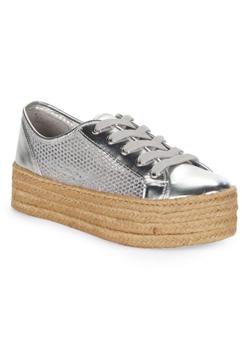 688c6556a7a Steve Madden Steve Madden Mars Metallic Espadrille Platform Sneakers ...