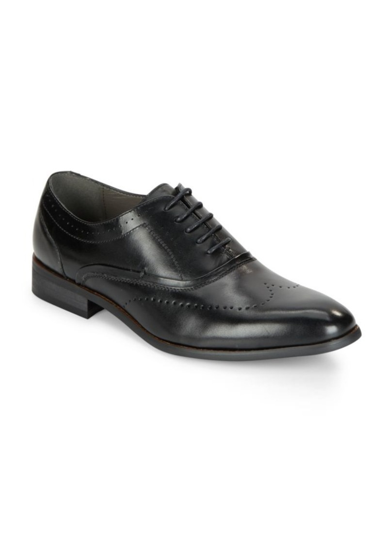 Steve Madden Mawgg Leather Oxfords
