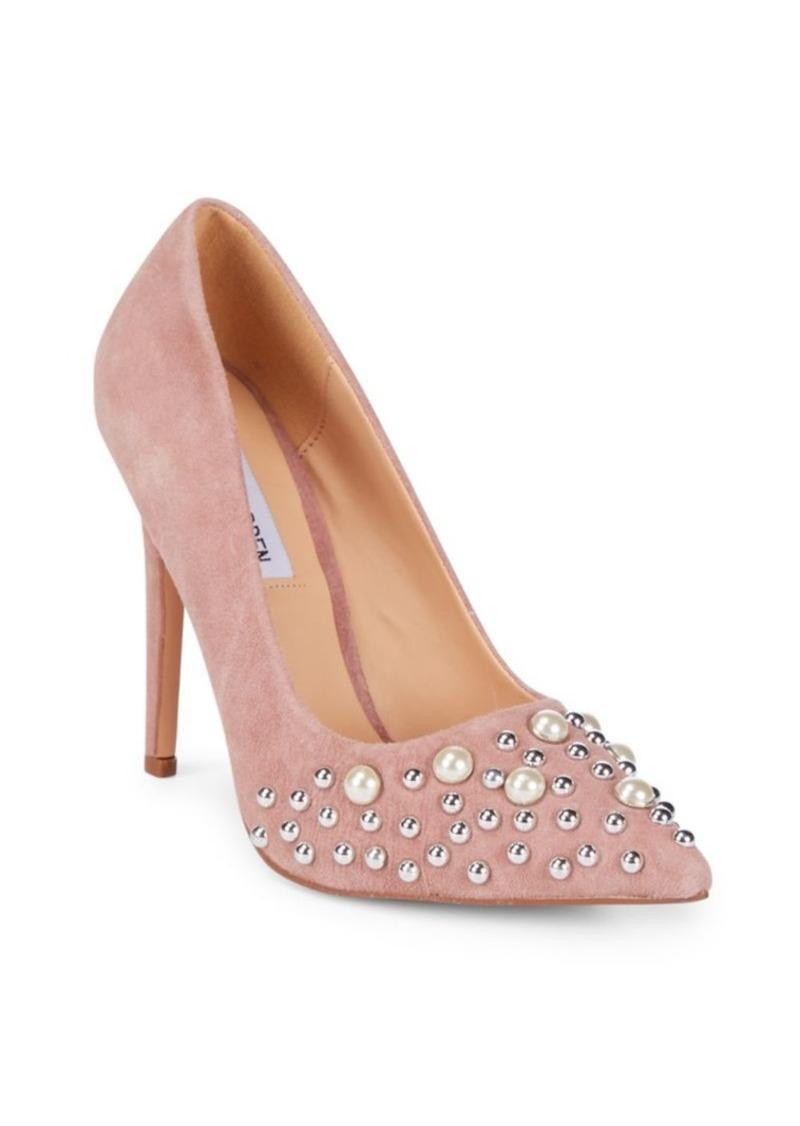 a643f7e7c6 Steve Madden Maxielle Suede Pumps | Shoes