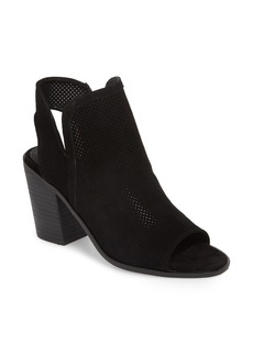 Steve Madden Maxine Perforated Bootie (Women)