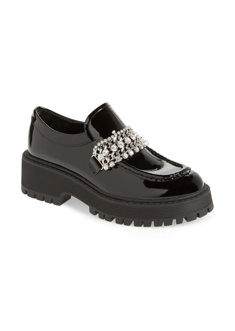 Steve Madden Maybell Platform Loafer (Women)