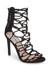 Steve Madden Mayfair Latticework Tall Sandal (Women)
