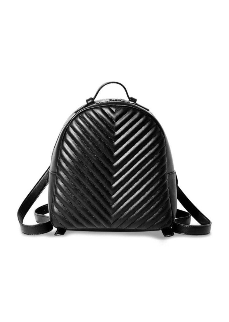 6fe94d96bf2 Steve Madden Steve Madden Medium Josie Quilted Backpack