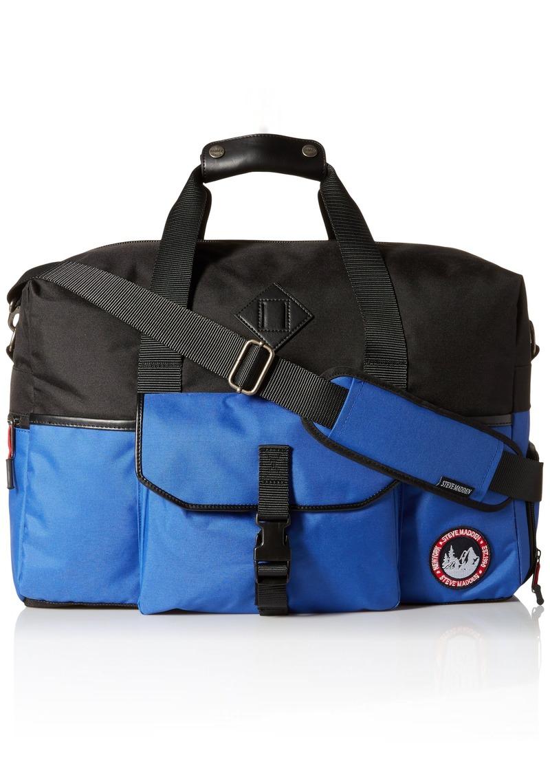 Men S Overnight Duffle Bag Steve Madden