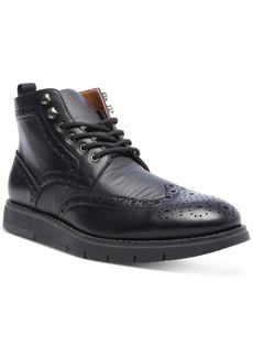 Steve Madden Men's Botine Wingtip Boots Men's Shoes