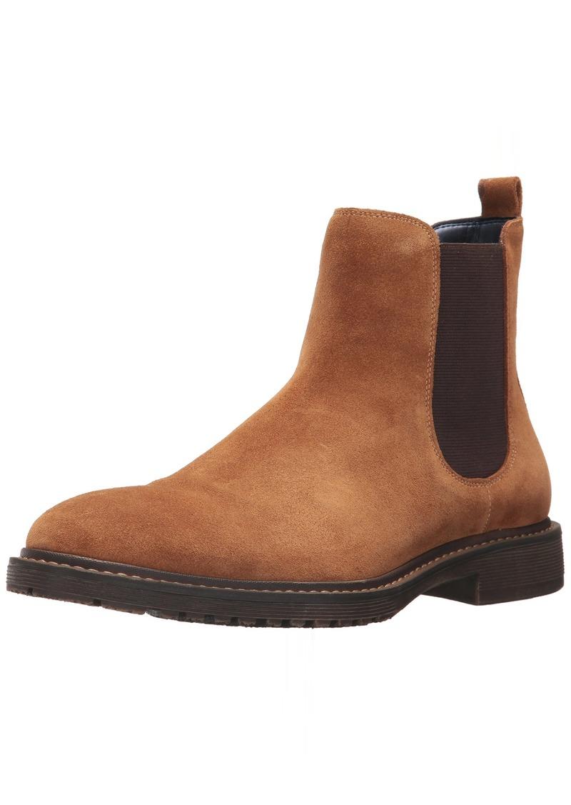 Steve Madden Men's Bryson Chukka Boot tan Suede  M US