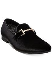 Steve Madden Men's Coine Velvet Smoking Slipper Men's Shoes