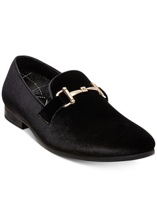 Steve Madden Men's Coine Velvet Smoking Slipper Men's Shoes