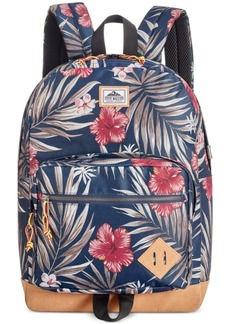 Steve Madden Men's Floral Dome Backpack