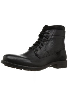 Steve Madden Men's Hardin Combat Boot  13 UK Size Conversion M US