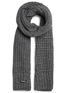 Steve Madden Men's Knit Scarf