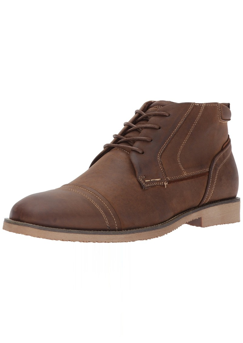 Steve Madden Men's Landon Chukka Boot   US/US Size Conversion M US