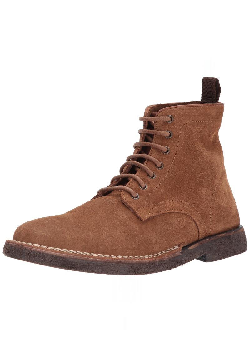 Steve Madden Men's Laramee Winter Boot tan Suede 11 US Size Conversion M US