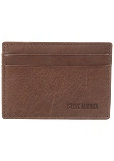 Steve Madden Men's Mealu Card Holder  One Size