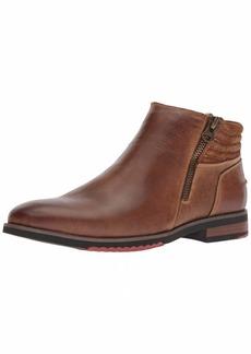 Steve Madden Men's MOBBED Ankle Boot Dark tan  M US