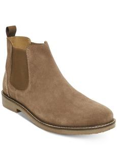 Steve Madden Men's Nevada Suede Chelsea Boots Men's Shoes