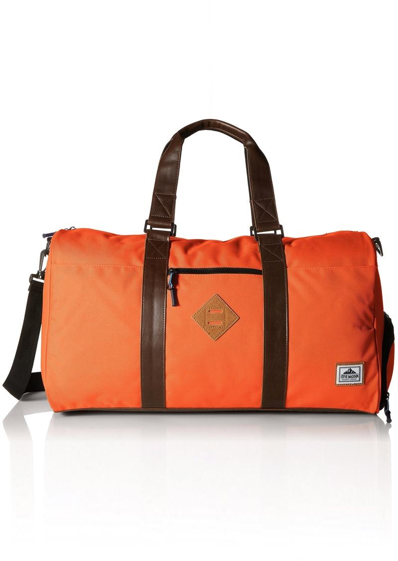 Steve Madden Men S Nylon Duffle Bag
