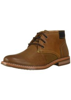 Steve Madden Men's Osmar Ankle Boot tan Leather