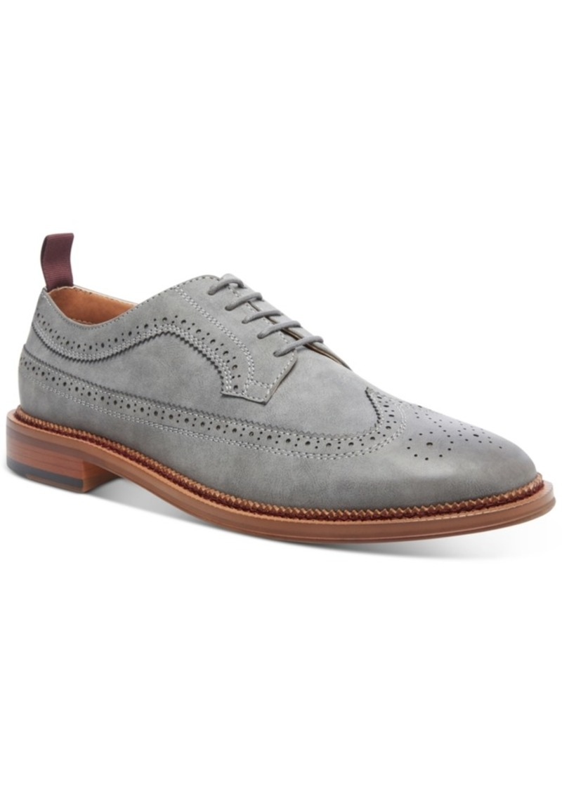 Steve Madden Men's Pilote Wingtip Oxfords Men's Shoes