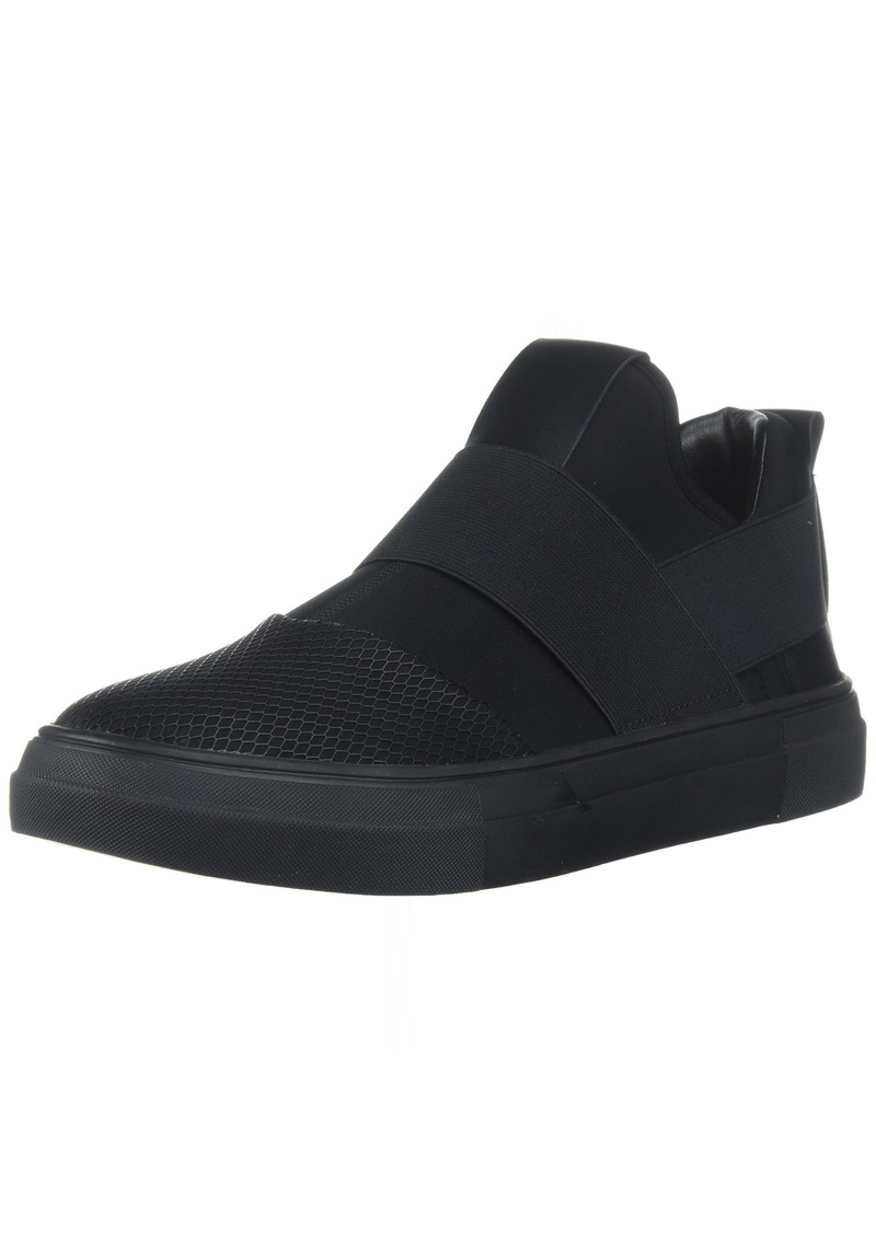 Steve Madden Men's Remote Sneaker Black  M US