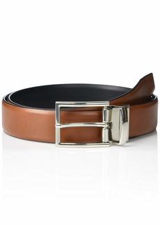 Steve Madden Men's Reversible Split Leather Belt