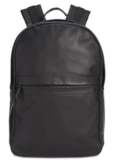 Steve Madden Men's Solid Backpack